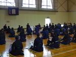 駒澤大学剣道部合宿参加