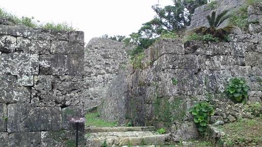 中城城跡(なかぐすくじょうあと)画像