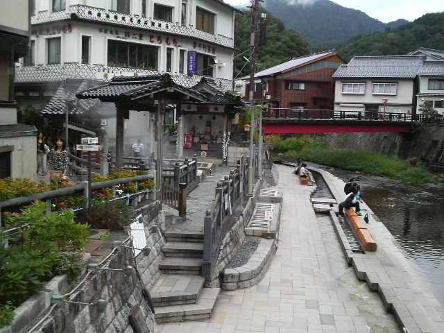 湯村温泉画像
