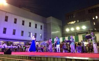 New★日本橋三越ハワイアンパーティ画像