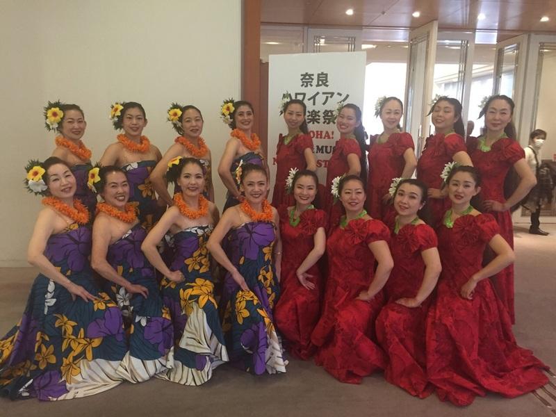 第3回奈良ハワイアン音楽祭画像