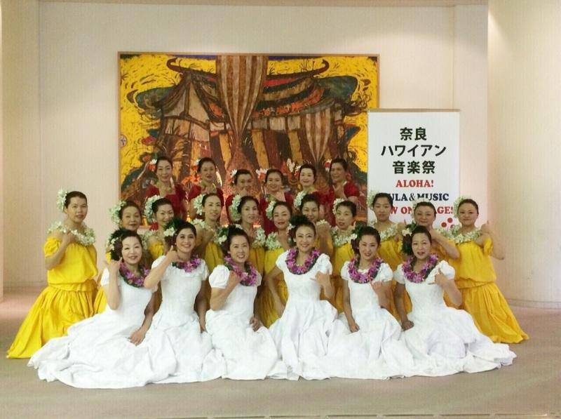 🌴第4回奈良ハワイアン音楽祭画像