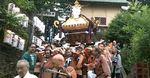 四谷須賀神社例大祭 本社神輿渡御 20120603