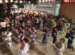 盆踊り 四谷地区8大会の日程
