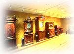 民音音楽博物館  オルゴール展示室