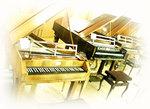 民音音楽博物館  古典ピアノ室