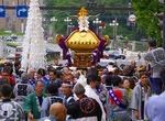 須賀神社例大祭 本社神輿渡御