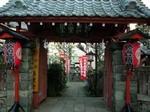 二つのお岩稲荷 −田宮神社 と 陽運寺−