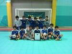 2012 全日本ユースフットサル大会 東京都大会優勝