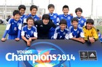 2014 adidas UEFA YOUNG CHAMPIONS関東大会 優勝