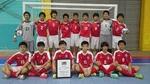 第21回 全日本ユース(U15)フットサル大会 東京都大会 準優勝