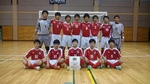 第21回 全日本ユース(U15)フットサル大会 関東大会 準優勝