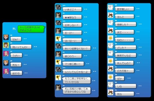 School Chat Room App