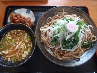 つけ麺(からあげつき) 800円 ☆☆☆画像